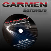 CARMEN ANPR/ACCR software engine